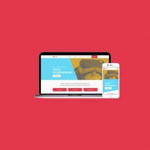 SAGE Canada web design and UX