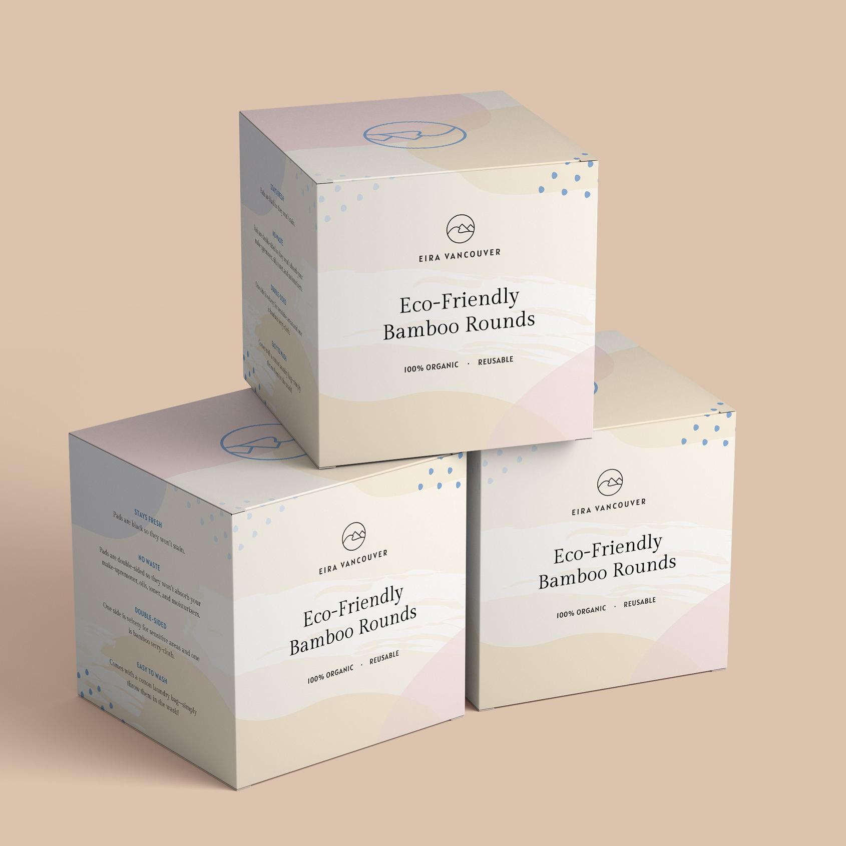 a packaging design mockup