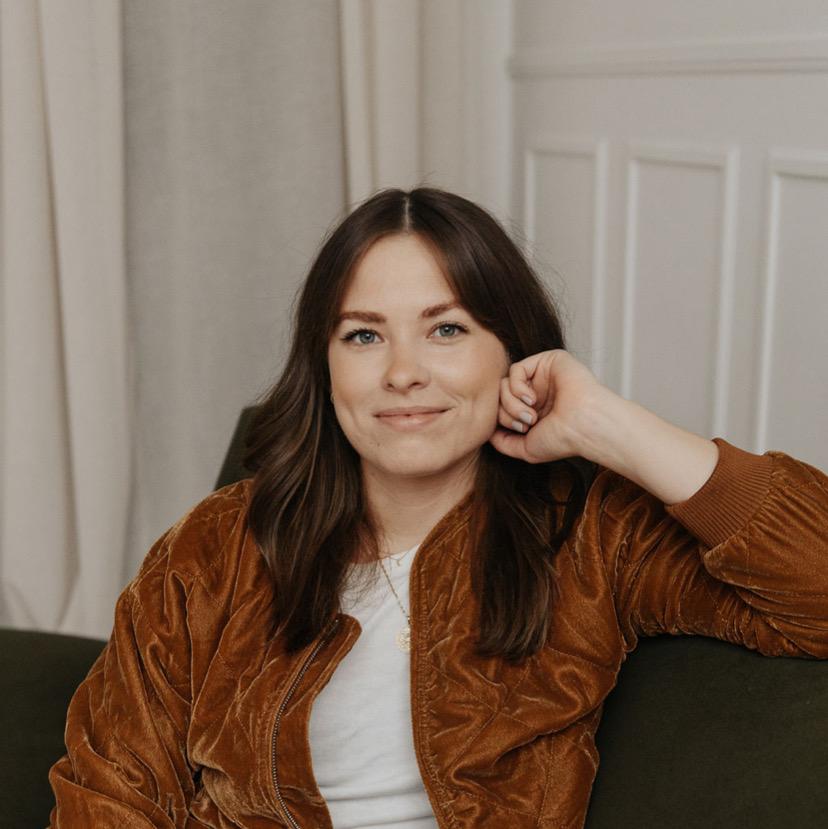 Toronto web designer Zoe St-Aubin