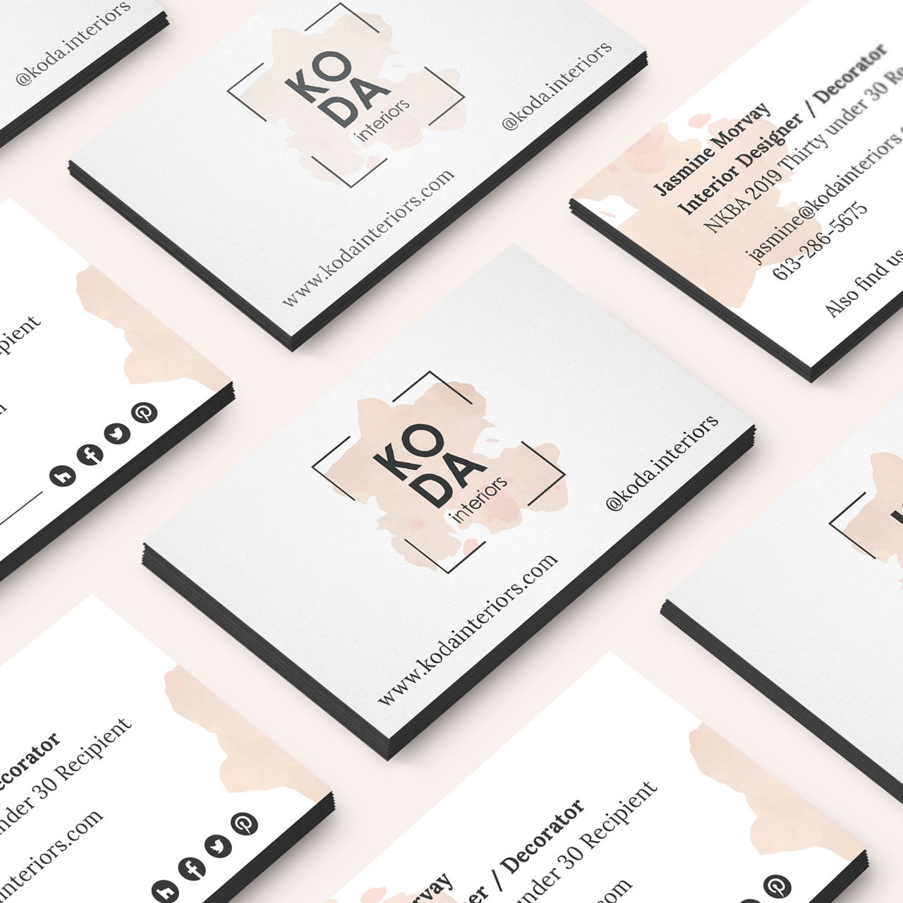 koda interiors interior design branding